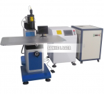 Laser welding machine for...